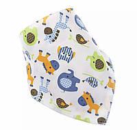 Слюнявчики косынки арафатки бандана для ребёнка