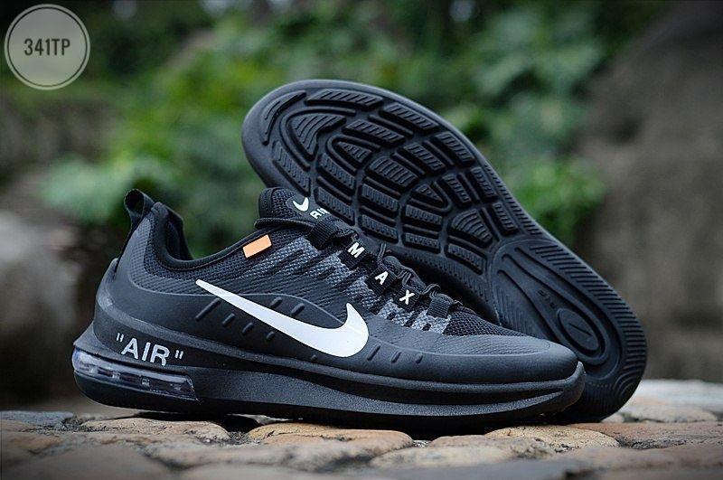 Чоловічі кросівки Nike Air Max Axis (чорні) 341TP