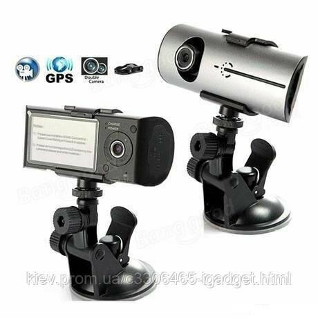 Видеорегистратор R300 GPS