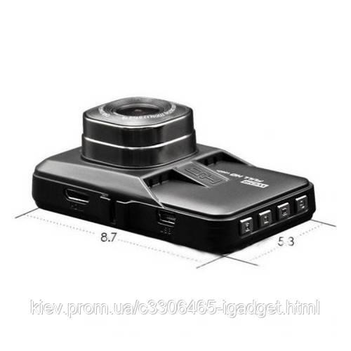 Видеорегистратор T368 + HDMI