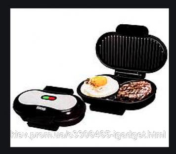 Гриль-котлетница печь для гамбургеров DSP КС 1124
