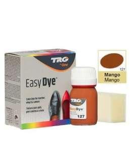 Краска для гладкой кожи TRG ,манго 25ml