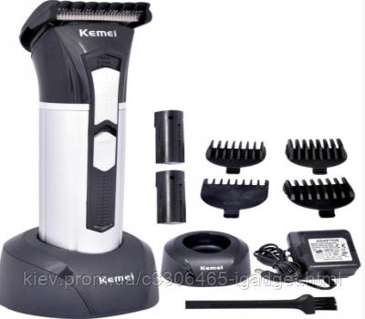 Машинка для стрижки Kemei LFQ-KM-3007