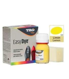 Краска для гладкой кожи TRG ,лимон 25ml