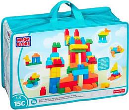 Конструктор Mega Bloks - Делюкс (First Builders), 150 дет, 1+ (CNM43)