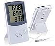 Гигрометр-термометр с выносным датчиком температуры TA 318 FN, фото 3