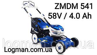 Zomax ZMDM 541 (58V, 4Ah (2шт), Samsung battery)