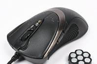 МЫШЬ A4TECH F4 V-TRACK USB ЧЕРНАЯ