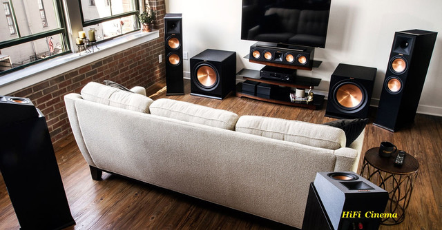 Klipsch Reference Premiere HiFi Home Theater - Dolby Atmos Systems - 1