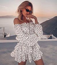 Платье с открытой спиной Лето 2020, фото 2