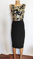 Платье женское облегающее нарядное миди Boohoo (Размер 46, S, UK10)