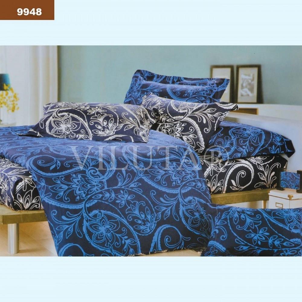9948 Семейное постельное белье ранфорс Viluta