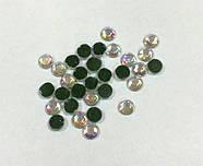 Стразы термоклеевые Стекло Черные 4 мм (50 штук), фото 5