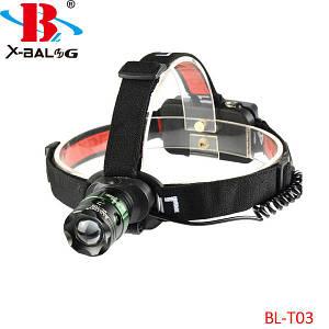 Налобный фонарь Bailong Police BL-T03-T6, (Оригинал)