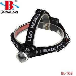 Налобный фонарь Bailong Police BL-T09-T6, (Оригинал)