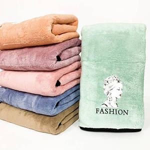 Полотенца микрофибра fashion