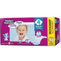 Подгузник Helen Harper Baby Maxi 7-18 кг 62 шт (2310400)