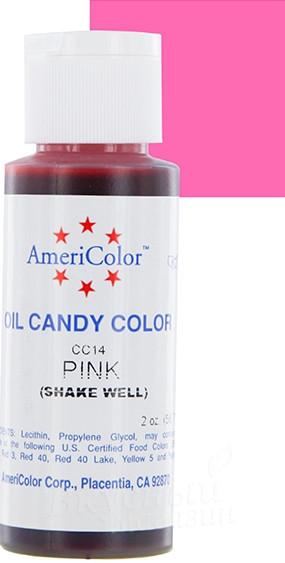 Краситель для шоколада PINK AmeriColor 10 грамм РАЗЛИВ!!!