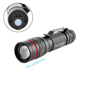 Ліхтар Police B518-XPE micro USB, (Оригінал)