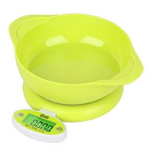 Весы кухонные CH-303A, чаша, 5кг (1г), (Оригинал)