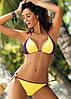 Купальник бикини M 427 ANIS с мягкой чашкой (S-XL в расцветках) Салатовый, S, фото 6