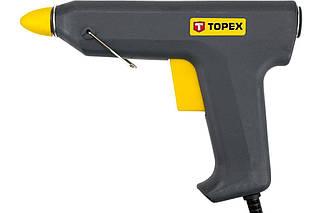 Пістолет клейовий Topex - 78 Вт, 18 м/хв, (Оригінал)