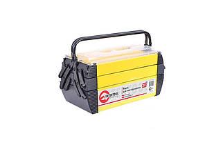 Ящик для інструменту Intertool - 515 x 210 x 230 мм металевий BX-5020 (BX-5020), (Оригінал)