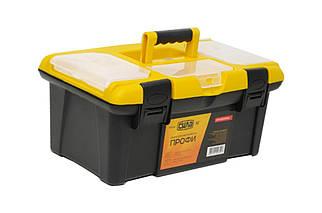 """Ящик для инструмента Сила - 13"""" 340 x 180 x 130 мм Pro (330107), (Оригинал)"""