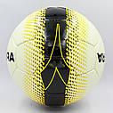 Мяч футбольный №5 PU ламин. DIA FB-8111 (№5, 5 сл., сшит вручную), фото 2