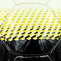 Мяч футбольный №5 PU ламин. DIA FB-8111 (№5, 5 сл., сшит вручную), фото 3