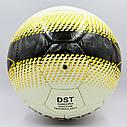 Мяч футбольный №5 PU ламин. DIA FB-8111 (№5, 5 сл., сшит вручную), фото 4