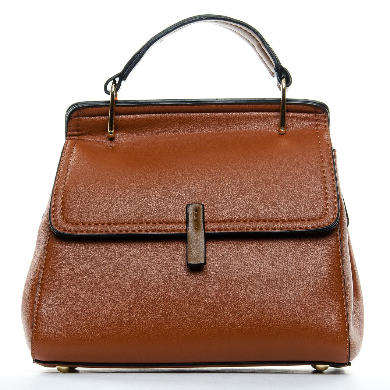 Небольшая женская сумка классический дизайн разные цвета