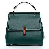 Небольшая женская сумка классический дизайн разные цвета, фото 3