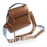 Небольшая женская сумка классический дизайн разные цвета, фото 6