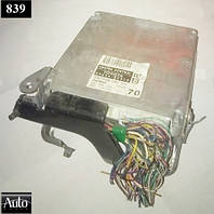 Электронный блок управления (ЭБУ) Toyota Corolla 1.6 16V 01-04г (3ZZ-FE)