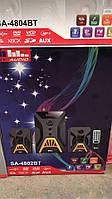Музыкальный центр Speaker SA-4802 BT! Топ продаж