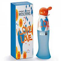 Moschino Cheap and Chic I Love Love - купить духи и парфюмерию