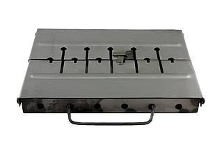 Мангал-валіза ТМЗ - 6 шп. (1,5 мм), полегшений (1511), (Оригінал)