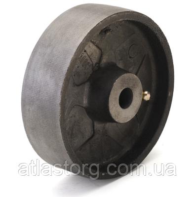 Колеса термостійкі з чавуну діаметр 80 мм
