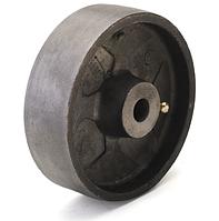 Колеса термостойкие из чугуна диаметр 100 мм