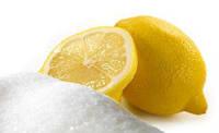 Лимонная кислота  (2-гидрокси-1,2,3-пропантрикарбоновая кислота, 3-гидрокси-3-карбоксипентандиовая) (C6H8O7)