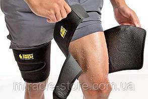 Пояс на бедра Sweet Sweat Thigh Trimmer Belt, фото 3