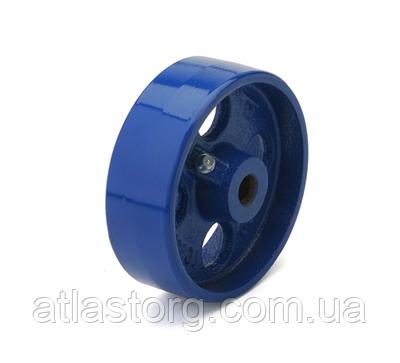 Колеса термостійкі з чавуну діаметр 125 мм