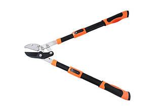 Ножиці для обрізки гілок Miol - 700-980 мм, телескопічні ручки (99-051), (Оригінал)