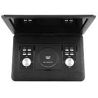 Портативный DVD проигрыватель c DVB T2 OPERA OP-1120 T2, с аккумулятором, Черный! Топ продаж
