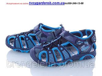 Спортивные босоножки для мальчика р 27-32 (код 7175-00)