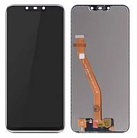 Дисплей Huawei Mate 20 complete Black