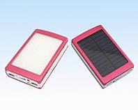 Power Bank с солнечной батареей Camping lamp solar!Топ Продаж