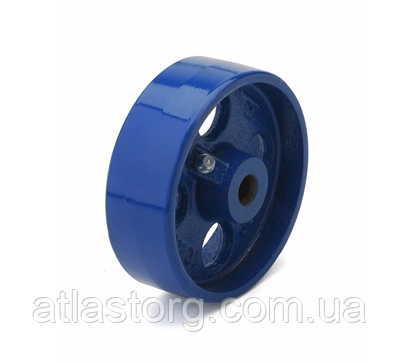 Колеса термостійкі з чавуну діаметр 200 мм