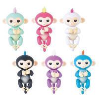 Интерактивная обезьянка Fingerlings (white)! Топ продаж